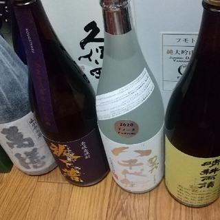 麦焼酎&芋焼酎限定 一升瓶6本セット芋八千代伝 熟柿 黄金の春(焼酎)