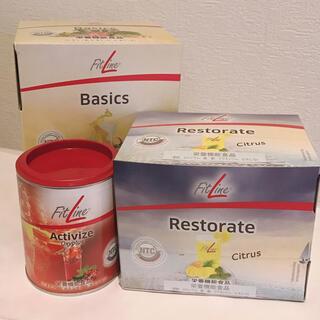 訳あり)セルエナジーベーシック3種セットFitLine フィットライン 酵素