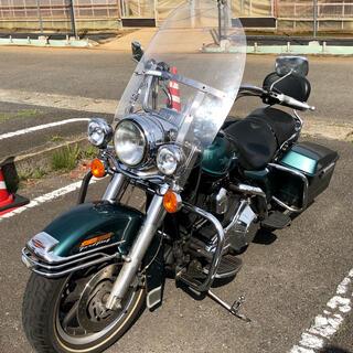 Harley Davidson - ハーレーダビッドソン 2002年モデルFLHRロードキング