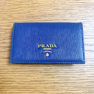 PRADA - PRADA プラダ カードケース