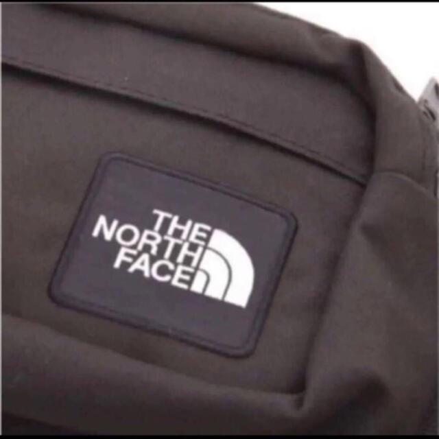 THE NORTH FACE(ザノースフェイス)の【未開封新品】ノースフェイス ボディーバッグ グラフィックロゴ 2L ブラック レディースのバッグ(ボディバッグ/ウエストポーチ)の商品写真