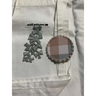 ミナペルホネン(mina perhonen)のミナペルホネン サンキューバッジ&バッグ2(エコバッグ)