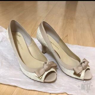 バニティービューティー(vanitybeauty)のvanity beauty 靴 オープントゥ(ハイヒール/パンプス)