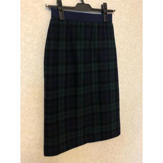 ドゥーズィエムクラス(DEUXIEME CLASSE)のウィムガゼット Whim Gazette スカート(ひざ丈スカート)
