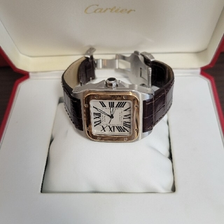 Cartier - カルティエ サントス