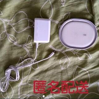 エーユー(au)の中古 au 充電器 ジャンク コードレス(バッテリー/充電器)