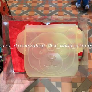 ダッフィー - 香港ディズニー新商品 ポップコーン付きダッフィーシリコンフードバッグ