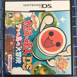 バンダイナムコエンターテインメント(BANDAI NAMCO Entertainment)のめっちゃ! 太鼓の達人DS 7つの島の大冒険 DS(携帯用ゲームソフト)