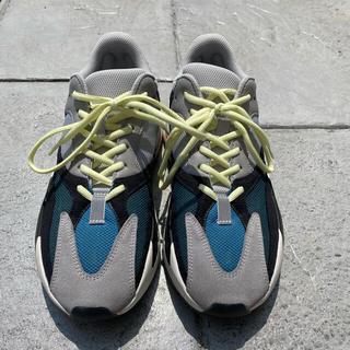 adidas - yeezy boost 700 gray 28cm
