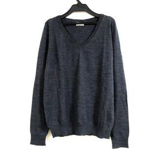 サンローラン(Saint Laurent)のサンローランパリ 長袖セーター メンズ -(ニット/セーター)