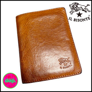 IL BISONTE - ▼ IL BISONTE pass case ▼