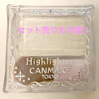 CANMAKE - キャンメイク ハイライト01