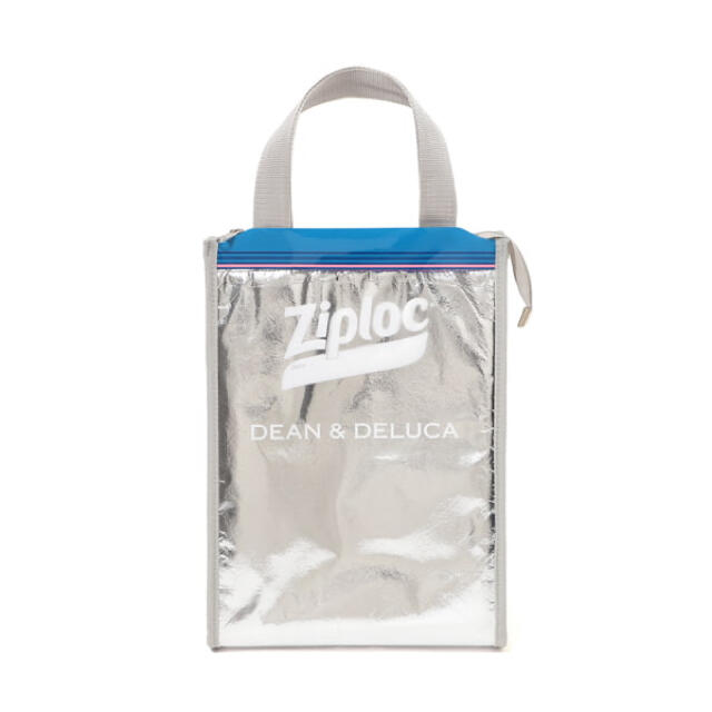 DEAN & DELUCA(ディーンアンドデルーカ)のジップロック ディーン&デルーカ ビームス クーラーバッグ 保冷バッグ 限定品 メンズのバッグ(エコバッグ)の商品写真