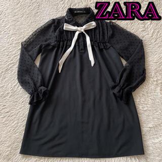 ZARA - ZARA❤チュニック ワンピース