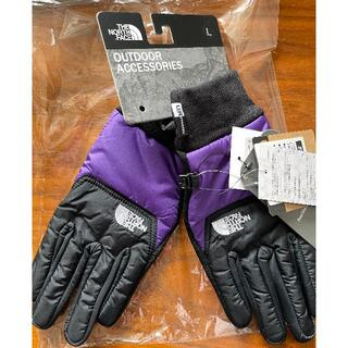 ザノースフェイス(THE NORTH FACE)のTHE NORTH FACE NUPTSE GLOVE 手袋(手袋)