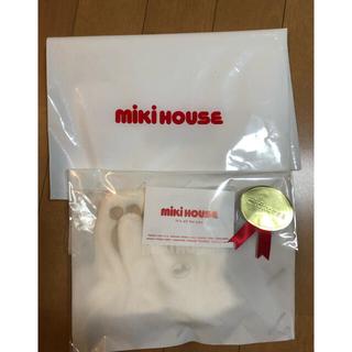 mikihouse - 【新品未使用】mikihouse 手袋