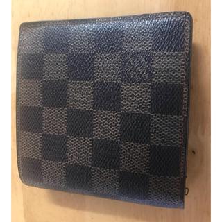 LOUIS VUITTON - 92様専用 LOUIS VUITTONダミエ二つ折り財布