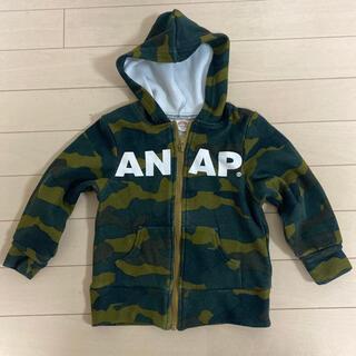 アナップキッズ(ANAP Kids)のANAP キッズパーカー(ジャケット/上着)