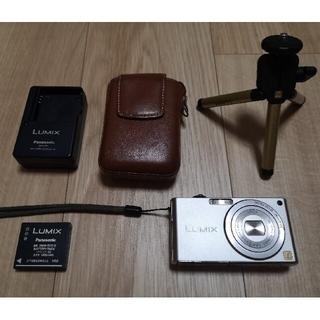 Panasonic - デジタルカメラ(Panasonic DMC-FX33)本体+アクセサリーセット