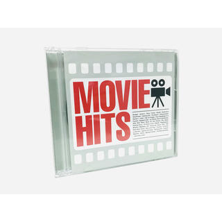 【廃盤】歴代映画『ムービーヒッツ』主題歌サントラベスト盤初回限定CD/洋画/美品(映画音楽)