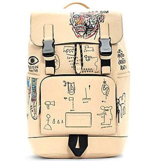 コーチ(COACH)のコーチ バスキア トラック バックパック COACH Basquiat リュック(バッグパック/リュック)