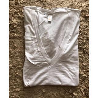 アメリカンアパレル(American Apparel)のAmerican Apparel VネックTシャツ USA製(Tシャツ/カットソー(半袖/袖なし))