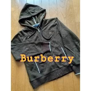 バーバリー(BURBERRY)のお値下げ★ burberry ★ パーカー(パーカー)