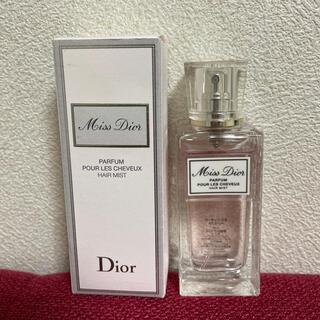 ディオール(Dior)の※さるるん様専用※ミス ディオール ヘアミスト 30ml(ヘアウォーター/ヘアミスト)
