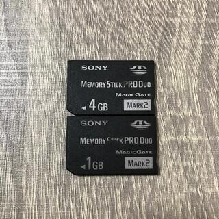 SONY - PSP メモリースティック