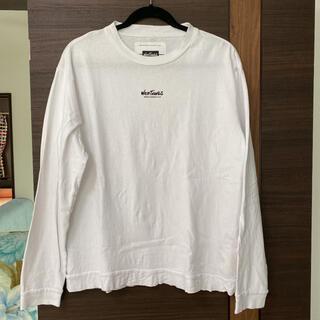 ワイルドシングス(WILDTHINGS)のWILD THINGS × WISLOM ロングスリーブ(Tシャツ/カットソー(七分/長袖))