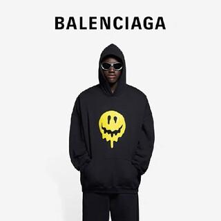 Balenciaga - 新品!男女兼用Balenciagaパーカー2枚13000 #16