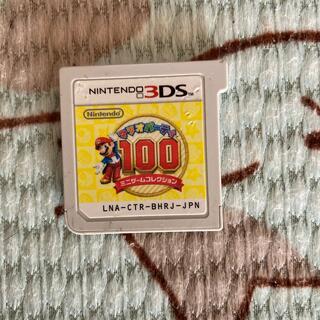 ニンテンドー3DS(ニンテンドー3DS)のマリオパーティ3ds(携帯用ゲームソフト)