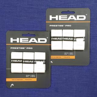 ヘッド(HEAD)のヘッド プレステージ プロ オーバーグリップ (3本入り) 2個セット(その他)