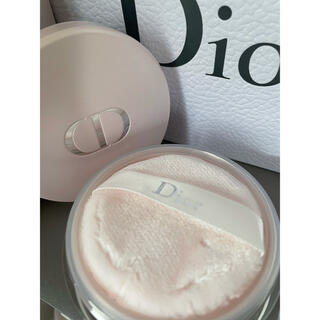 Dior - ブルーミングボディパウダー16g(ミスディオール)試し塗りのみ