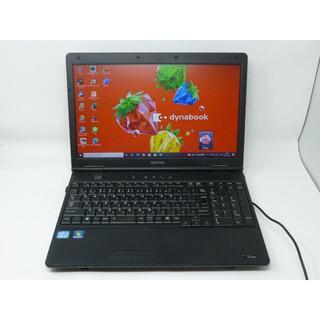 東芝 - ノートパソコン 東芝 B552/F(2) Corei3 Office2019