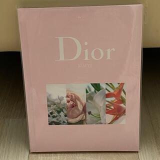 ディオール(Dior)のdior ノート oggi付録 2020年9月(ノート/メモ帳/ふせん)