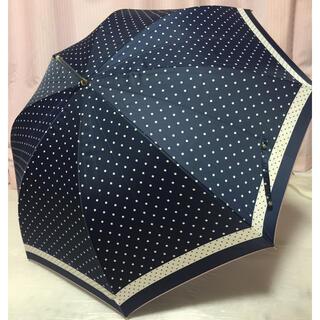 ポロラルフローレン(POLO RALPH LAUREN)のラルフローレン 傘 ブランド傘 ハイブランド傘 人気のドットデザイン 60cm(傘)