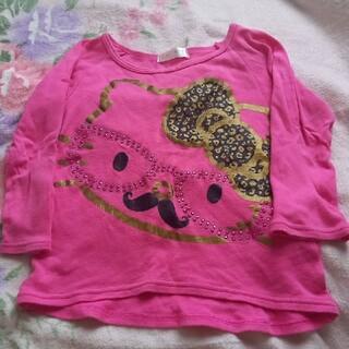 ハローキティ(ハローキティ)のキティのTシャツ(Tシャツ/カットソー)
