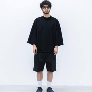 ワンエルディーケーセレクト(1LDK SELECT)のblurhms レショップ別注Work shorts(ショートパンツ)