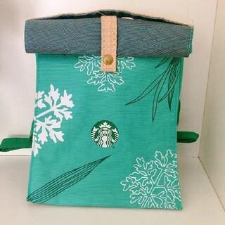 スターバックスコーヒー(Starbucks Coffee)の【スターバックス】海外限定 ミニリュック バッグパック ハンドバッグ 小物入れ(リュック/バックパック)