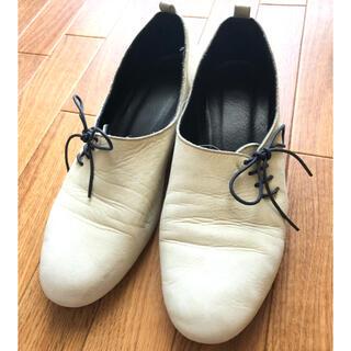 パドカレ(pas de calais)のパドカレ pas de calais  レースアップレザーシューズ 革靴(ローファー/革靴)