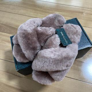 エミュー(EMU)のEMU ムートンサンダル(サンダル)