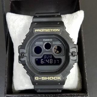 ジーショック(G-SHOCK)のG-shock DW5900BB 金文字墨入れ(腕時計(デジタル))