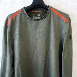 アンダーアーマー(UNDER ARMOUR)のアンダーア−マ−   メンズシャツ(Tシャツ/カットソー(七分/長袖))