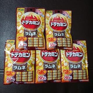 アサヒ(アサヒ)のドデカミンラムネ    41g×5袋(菓子/デザート)