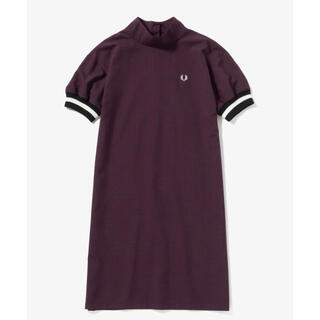 FRED PERRY - FRED PERRY SHORTSLEEVE DRESS ワンピース