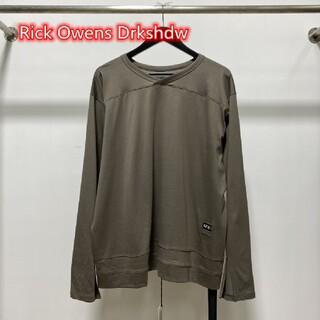 リックオウエンス(Rick Owens)のRick Owens Drkshdw -108526(Tシャツ/カットソー(七分/長袖))