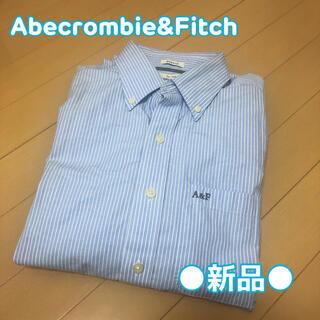 アバクロンビーアンドフィッチ(Abercrombie&Fitch)の【新品未着用】アバクロ 長袖シャツ(シャツ)