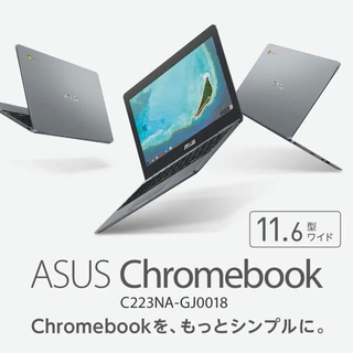 ASUS - ASUS エイスース ノートパソコン C223NA C223NA-GJ0018