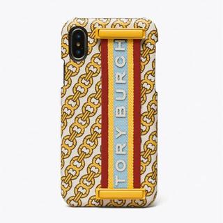 トリーバーチ(Tory Burch)の値下げ!(新品・未使用) iPhoneケース TORY BURCH X / XS(iPhoneケース)